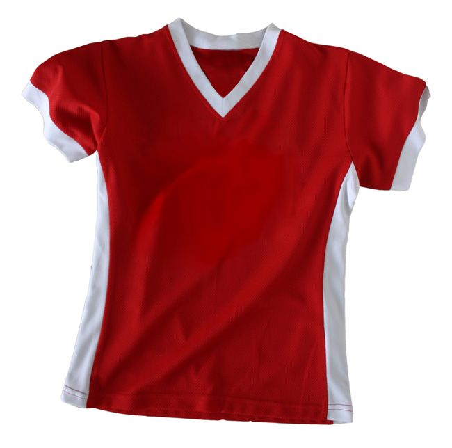 t-shirt-red-white