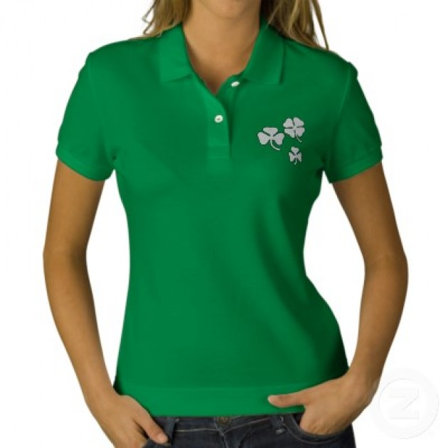 green_ladies_polo