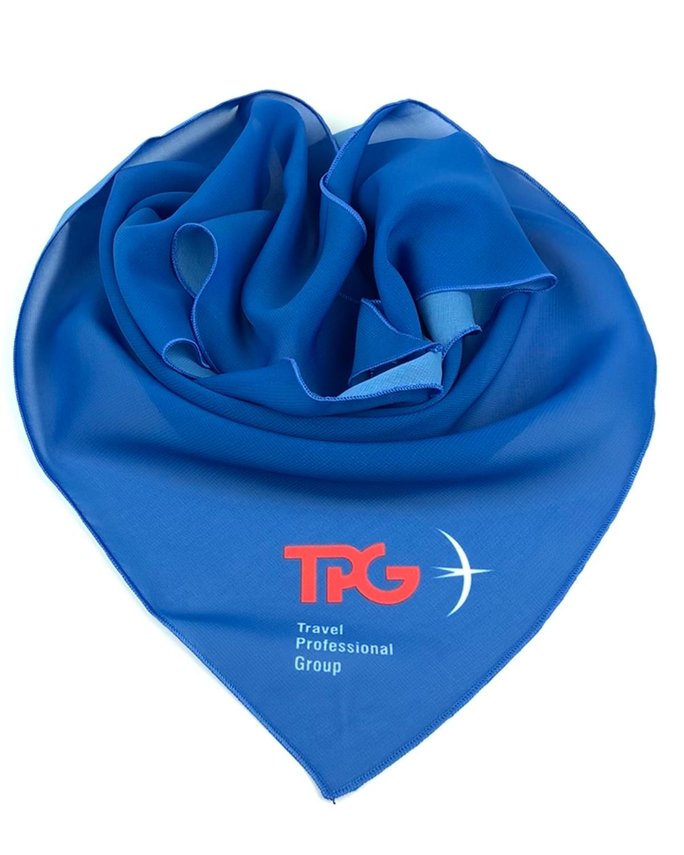 Косынка с логотипом Travel Professional Group
