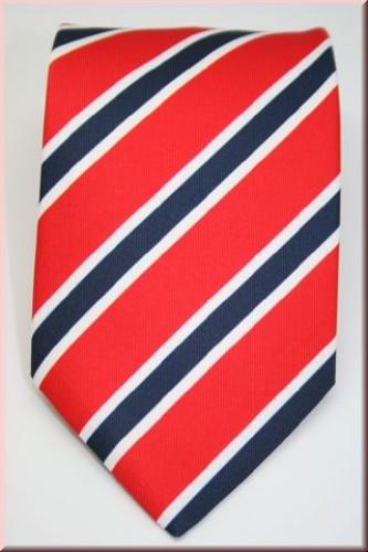 Галстук корпоративный с логотипом №08