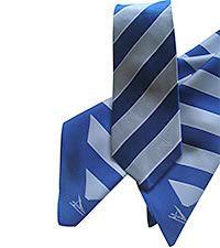 Галстук корпоративный с логотипом №16