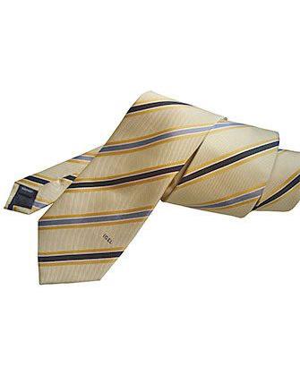 Галстук №17 корпоративный с логотипом
