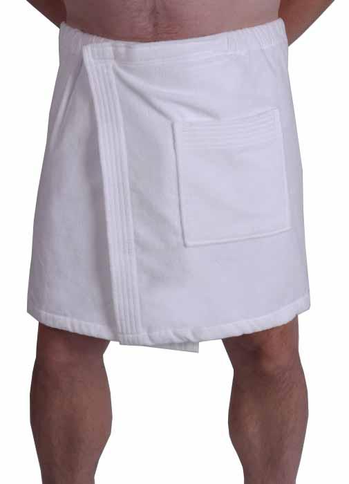 Махровая юбка (килт)