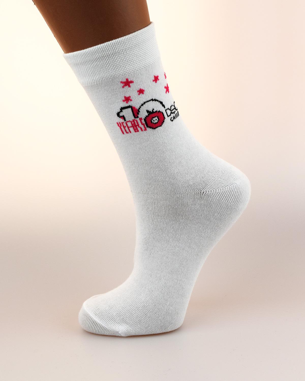 Носки с логотипом dec