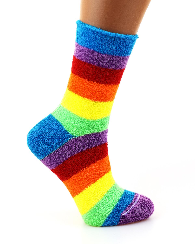 Носки с логотипом Rainbow