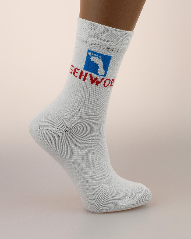 Носки с логотипом gehwoe